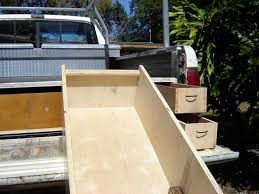 homemade truck truck bed slide vehicles contractor talk homemade truck bed slide