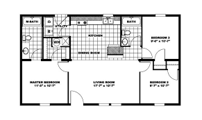 cabin floorplans 3br 2 bath 24x40 home for arch cabin a can