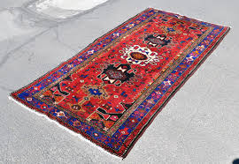 Red Tribal Rug Meshkin Tribal Rug Persian
