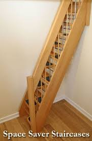 space saver staircases that is perfect for a tiny house