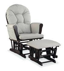 Nursery Rocker Recliner Baby Relax Raegan Glider Rocker And Ottoman Set Gray U2013 Keepcalm Me