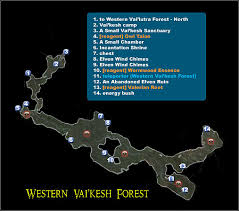dungeon siege map 1 vaikesh forest maps dungeon siege ii broken