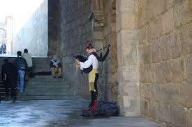 first floor in spanish santiago de compostela a city in which you will experience the past