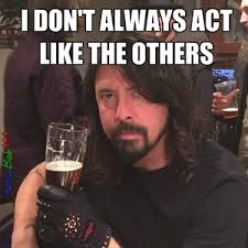 Best Most Interesting Man In The World Meme - the most interesting man ahem foo fighter in the world by