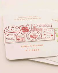 invitation design programs destination wedding invitations martha stewart weddings