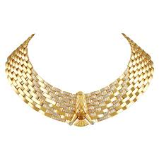 necklace diamond gold images 219 best gold and some silver images auction jpg