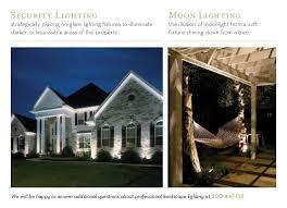Landscape Lighting Design Guide Lighting Design Guide