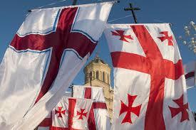 Georgian Flag Eurasianet Georgia Project Aims To Boost Orthodox Church U0027s