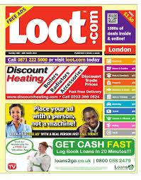 lexus telios wheels loot london 16th march 2014 by loot issuu