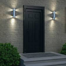 farmhouse outdoor lighting wall outside lights dark grey stable barn outdoor light