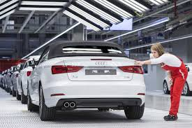 audi a3 price audi starts production of the a3 cabriolet in hungary