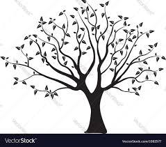 tree royalty free vector image vectorstock