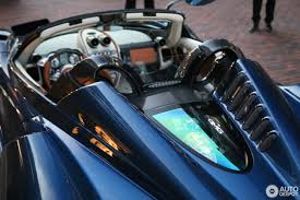 pagani huayra interior pagani huayra roadster 1 september 2017 autogespot