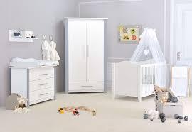 chambre bébé et taupe chambre bébé pas chère cocoon design blanche et grise made in