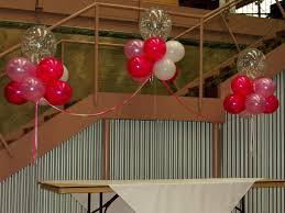 how to do balloon decoration party favors ideas