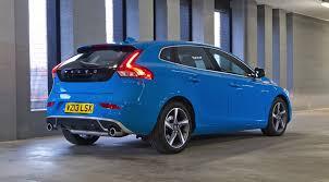 r design volvo volvo v40 r design 2013 review by car magazine