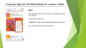 step 1 open store on your iphone or google play store