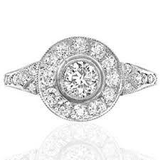antique art deco rings melbourne sydney helen badge jewellery