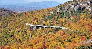asheville western nc fall foliage outlook 2017