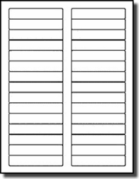 Avery Template 30 Labels Per Sheet 3 000 Laser Only Matte Frosty Clear Labels 2 3 X 3 7 16 30 Per
