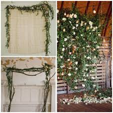 wedding backdrop green new and amazing wedding backdrop ideas wedding fanatic
