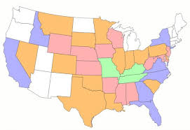 visited states map where you ve been neatorama
