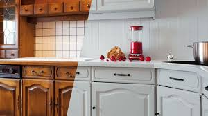 comment renover une cuisine en bois comment peindre une cuisine renover sa amnager homewreckr co