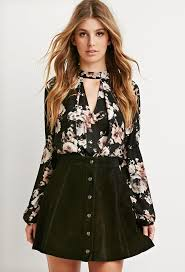 blouse tumbler fashion trends cut out dresses mixed with v cut out