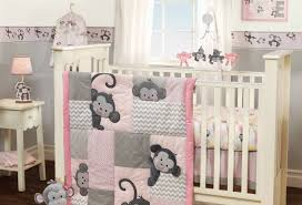 Minnie Mouse Toddler Bed With Canopy Bedding Set Monkey Crib Bedding Set Fresh On Baby Bedding Sets