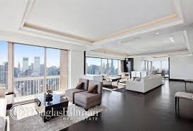 Trump Palace Floor Plans Sky High Living Inside The Penthouses Of 10 Of Manhattan U0027s