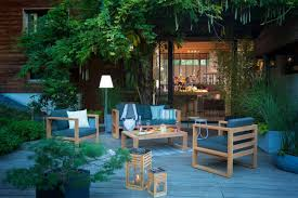 Salon De Jardin En Bois De Palette by