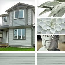 house color schemes ideas color palette for home exterior
