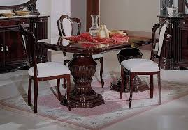 mahogany dining room set tiffanie mahogany dining set