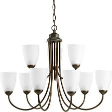 top 5 progress lighting brushed nickel chandeliers ebay