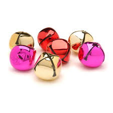 assorted pink gold jingle bells jingle bells for crafts