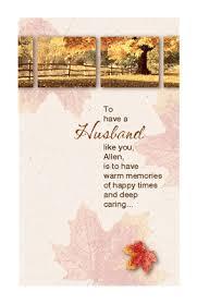 wonderful husband greeting card thanksgiving printable card