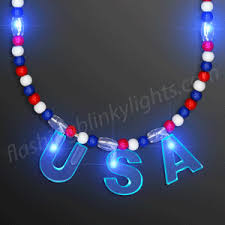 4th of july led necklaces 4th of july last chance caigns