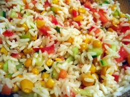cuisine salade de riz ma salade de riz chez requia cuisine et confidences