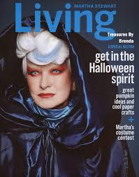 treasures by brenda martha stewart halloween magazine 2014