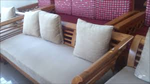 Bent Design For Teak Wood Sofa Set YouTube - Teak wood sofa set designs
