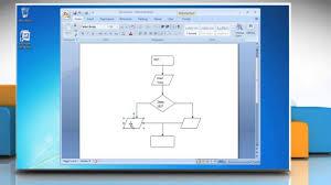 flowcharts flowchart template microsoft word saneme