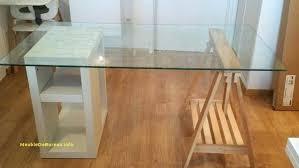 plaque verre bureau bureau plateau en verre bureau plateau plaque bureau en bureau