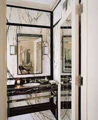 Bathroom White And Black Interior by Best 25 Black And White Marble Ideas On Pinterest Marble