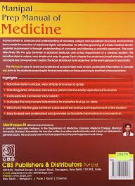 buy manipal prep manual in medicine book online at low prices in