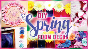 diy spring room decorations decor for your room teenagers