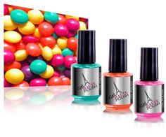 2011 summer new collection rio neon by harmony gelish uv soak off