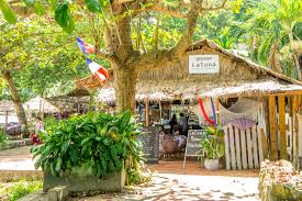 laluna french restaurant bar and bungalows in sihanoukville