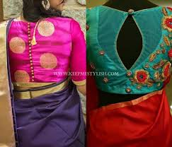 blouse designs traditional saree blouse designs 4 keep me stylish