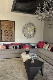 Idee Deco Salon Marocain by Galerie Photos Des Salons Modernes On Decoration D Interieur
