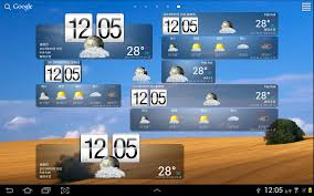 weather clock pro android apps on google play